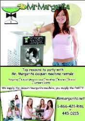 Mr Margarita Margarita Machine Rental Daiquiri